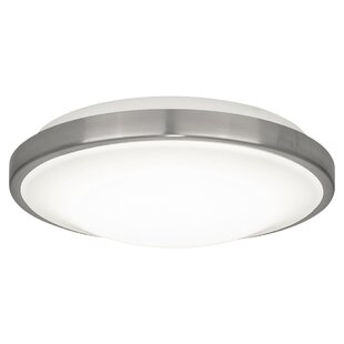 Ebern Designs Peluso Ceiling LED Flush Mount