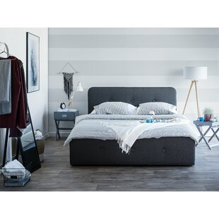 Wigginton Upholstered Bed Frame By Brayden Studio