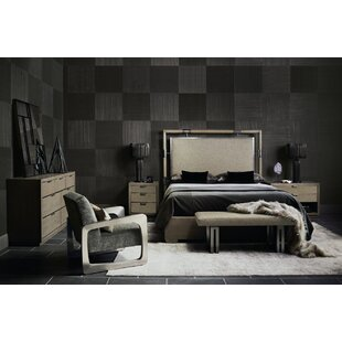 Bernhardt Mosaic Panel Configurable Bedroom Set