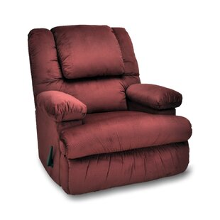 Stevens Manual Rocker Recliner