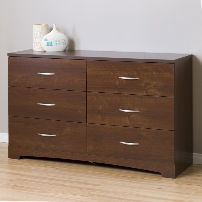 chests canada buy shore contemporary south step one drawer ca brown light product dressers en dresser best