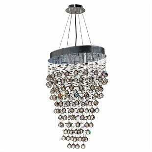 Leiker Glam 8-Light Chandelier by Orren Ellis