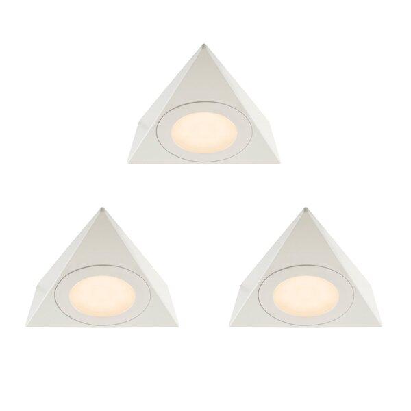 3 Under Cabinet Recessed Light