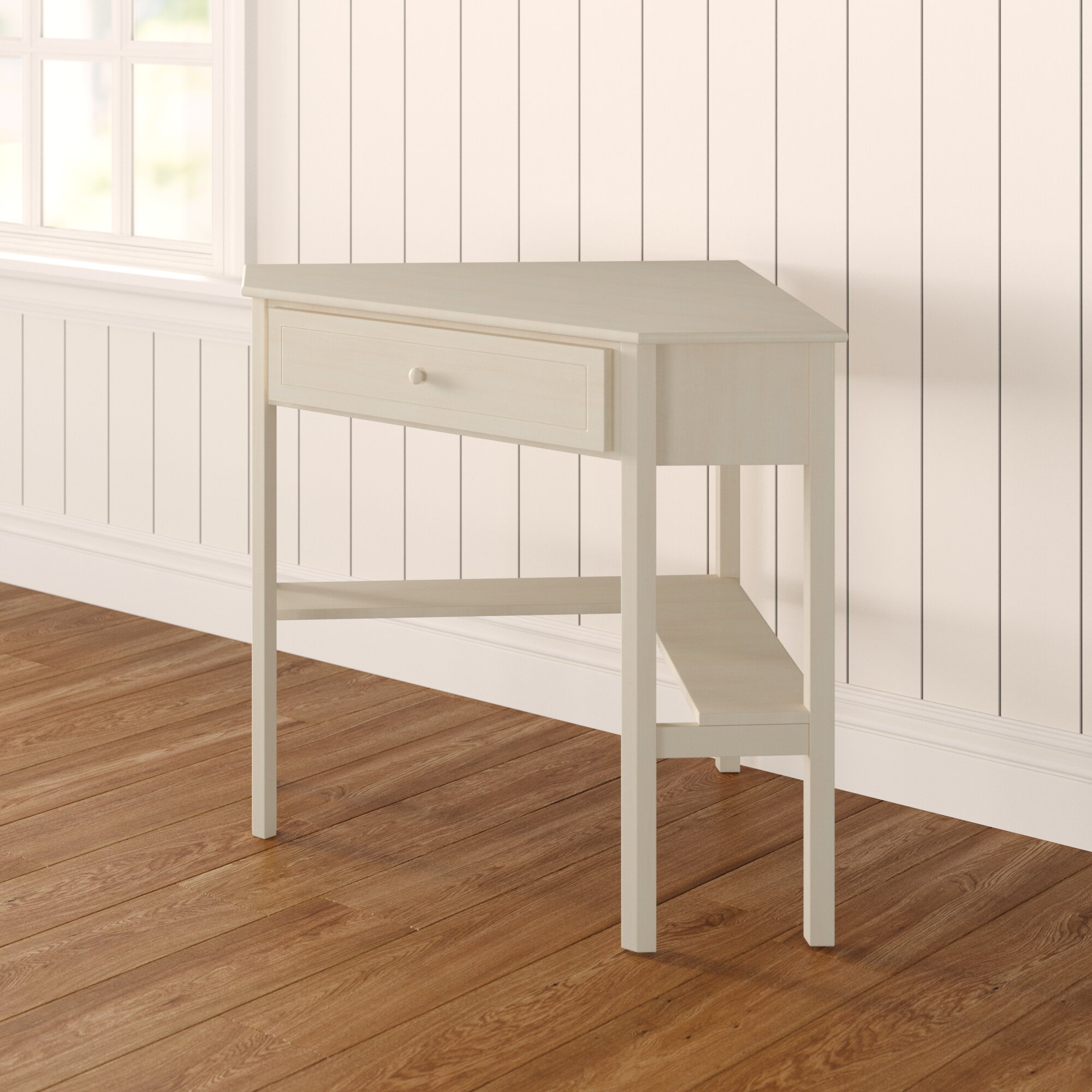 Corner White Desks You Ll Love In 2020 Wayfair