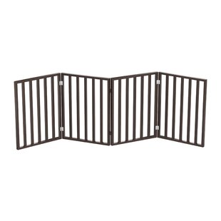 Baby Gate With Cat Door Wayfair