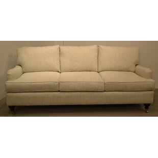 Three Cushion Sofa by Carolina Classic Furniture