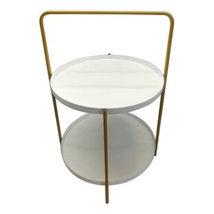 Beahm Metal Tray Table
