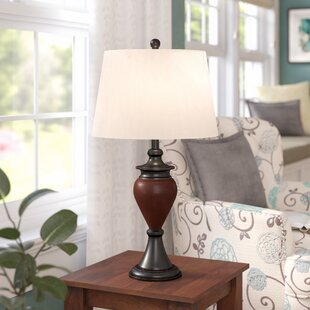 Perales 28.5 Table Lamp (Set Of 2) by Andover Mills Cool