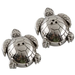 Turtles Salt & Pepper Shaker Set (Set of 2)