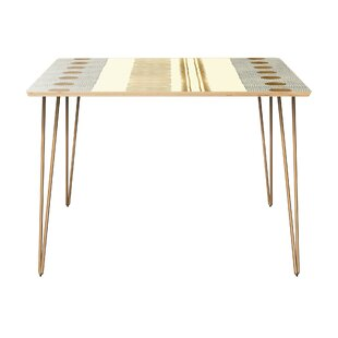 Holthaus Dining Table by Bungalow Rose