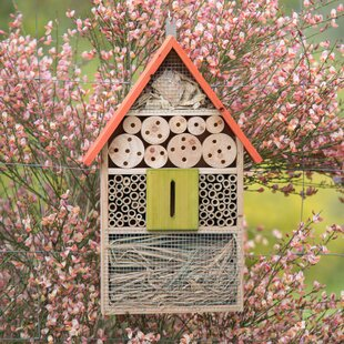 Sanya Insect Hotel Hanging Butterfly And Ladybird House Image