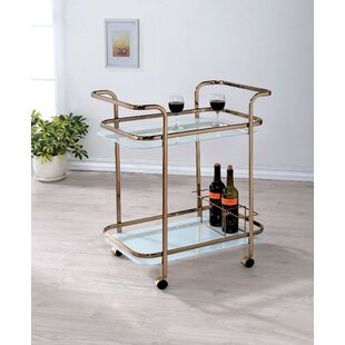 Gunter Bar Cart by Mercer41