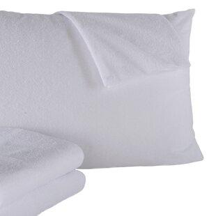 Gillis Premium Waterproof Allergy Pillow Protectors (Set of 2)