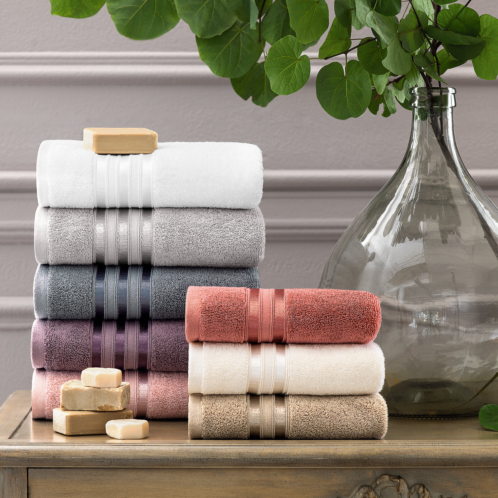 Charlton Home Carwell Egyptian Quality Cotton Hand Towel Wayfair