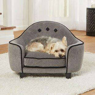Loughlin Ultra Plush Dog Sofa