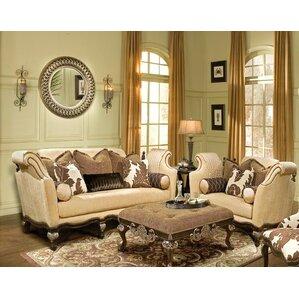 salermo 3 piece living room set