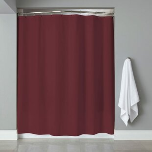 Best Price Senna Peva Shower Curtain Liner By Symple Stuff