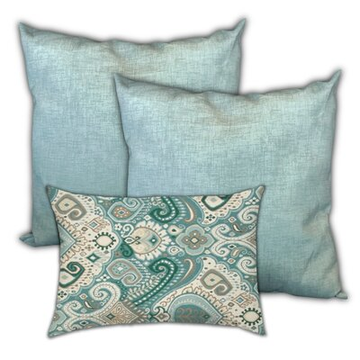 Kandice Cashmere Sweaters Outdoor 19 Inch Pillow Cover by Canora Grey 2020 Sale