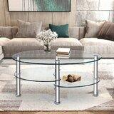 Jesenof Coffee Table with Storage by Orren Ellis