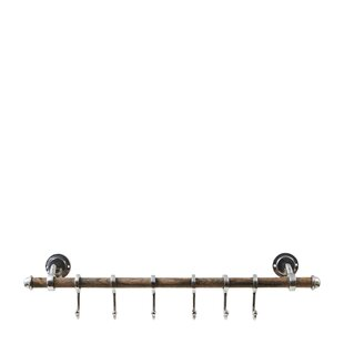 Wall Mounted Coat Rack (Set Of 4) By Riviera Maison