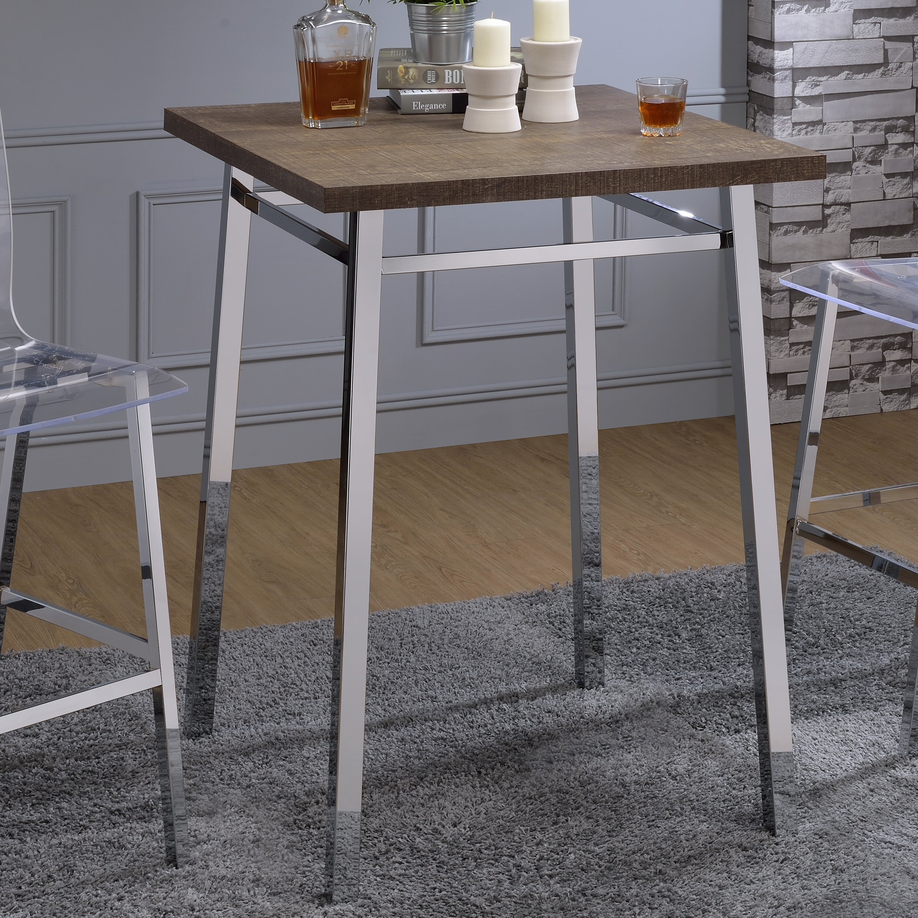 Wade Logan Potomac Pub Table U0026 Reviews | Wayfair
