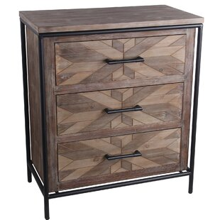 Reviews Olmeda 3 Drawer Accent Chest By Union Rustic