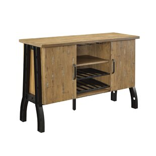 Roseanne Wooden Buffet Table Williston Forge