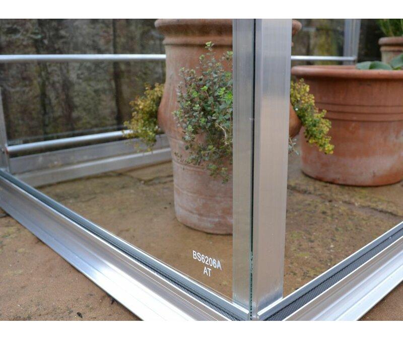 Hokku Designs 4 Ft W X 2.16 Ft D Cold Frame Greenhouse