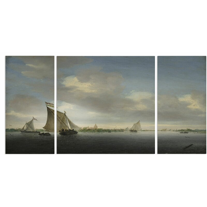 Breakwater Bay A Premium After The Rain Graphic Art Print Multi Piece Image On Wrapped Canvas Wayfair
