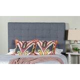 Gretna Square Tufted Upholstered Panel Headboard by Alcott Hill®