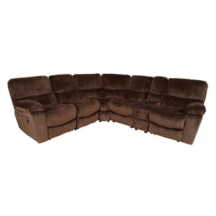 Gracehill Reclining Sectional Three Posts