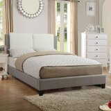 Smithies Upholstered Platform Bed by Latitude Run®