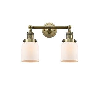 Breakwater Bay Geer Fixture 2-Light Vanity Light