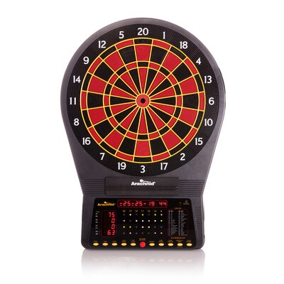 Cricket Pro Electronic Dart Board 750 Arachnid