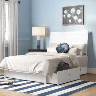 Quitaque Storage Platform Bed