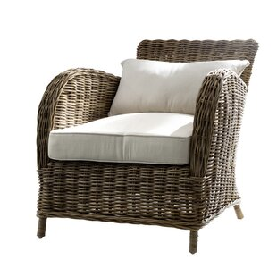 Reddick Armchair by Rosecliff Heights