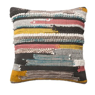 Halle Textured Throw Pillow