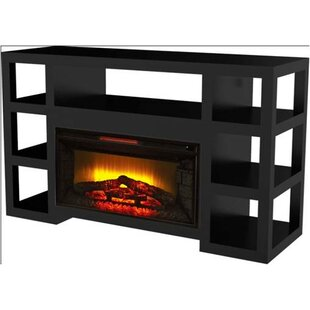 Youngblood TV Stand for TVs up to 56 with Electric Fireplace