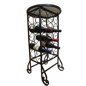 15 Bottle Floor Wine Rack by Pangaea Home..