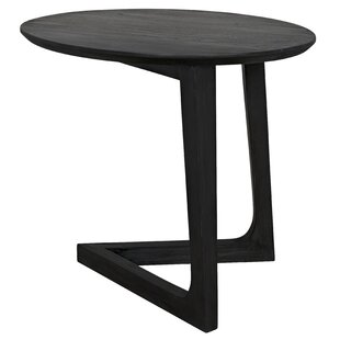 Cantilever End Table by Noir Today Only Sale
