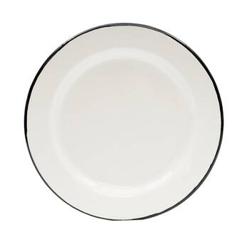 Melange 36-Piece 100/% Melamine Salad Plate Set Shatter-Proof and Chip-Resistant Melamine Salad Plates 612409792570 Santa Comes Home Collection