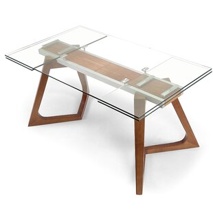 Cresskill Extendable Dining Table George Oliver