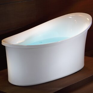 Free Standing 71 X 34 Air Bathtub By Eago