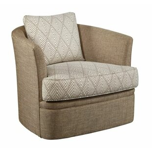 Hekman Kendra Swivel Barrel Chair