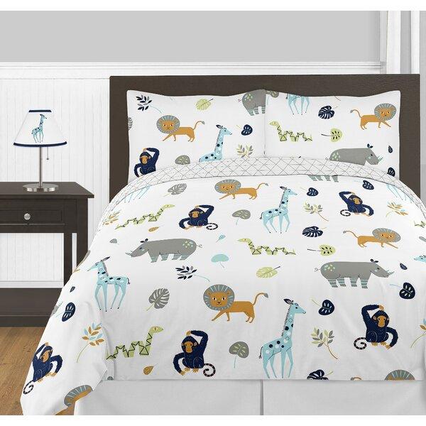 Jungle Comforter Wayfair