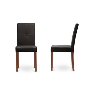 Curtis Upholstered Dining Chair (Set of 2) by Wholesale Interiors
