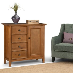 Mccoppin 4 Drawer and 1 Door Accent Cabinet by Alcott Hill