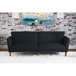 Novogratz Regal Convertible Sofa