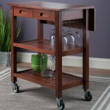 Grenelle Kitchen Cart by August Grove®