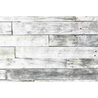 Gracie Oaks Guiterrez 5 X 47 Reclaimed Peel And Stick Engineered Wood Wall Paneling Reviews Wayfair